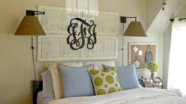Фотография: Спальня в стиле Прованс и Кантри, Современный, Декор интерьера, DIY, Дом, Декор дома – фото на INMYROOM