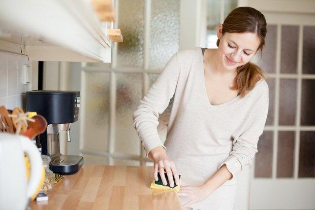 Фотография:  в стиле , уборка, кухня, Обзоры – фото на INMYROOM