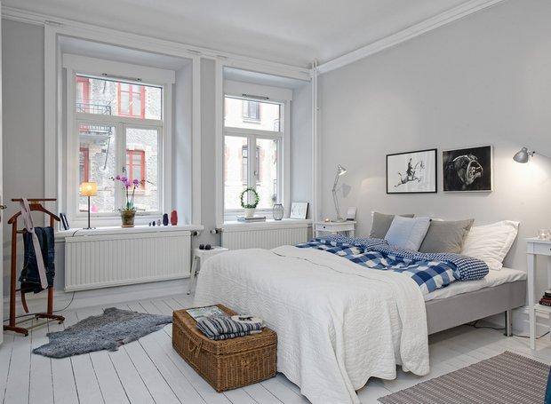 Фотография: Спальня в стиле Скандинавский, Декор интерьера, Дом, Декор, Стиль жизни, Советы – фото на InMyRoom.ru