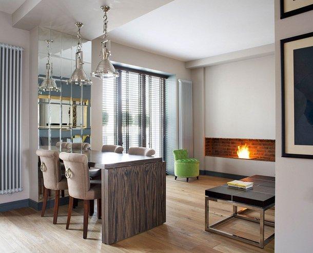 Фотография: Кухня и столовая в стиле Лофт, Малогабаритная квартира, Квартира, Стиль жизни, Советы – фото на INMYROOM