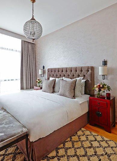 Фотография: Спальня в стиле Эклектика, Современный, Декор интерьера, Квартира – фото на INMYROOM