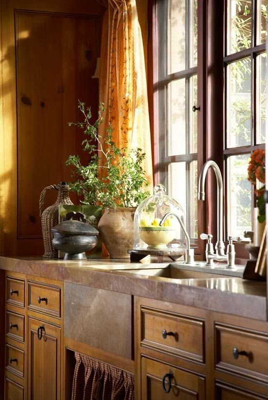 Фотография: Кухня и столовая в стиле Прованс и Кантри, Стиль жизни, Советы – фото на INMYROOM