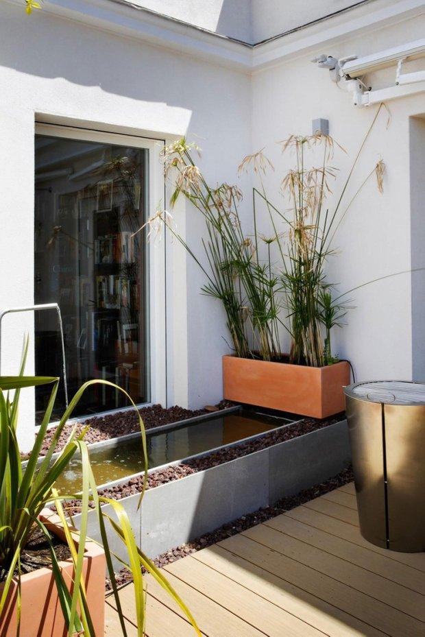 Фотография: Балкон, Терраса в стиле Лофт, Современный, Эклектика, Квартира, Дома и квартиры, Минимализм – фото на INMYROOM