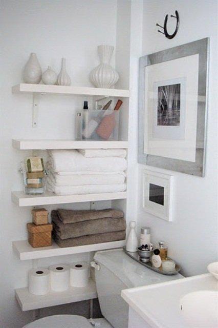 Фотография: Ванная в стиле Скандинавский, Интерьер комнат – фото на INMYROOM