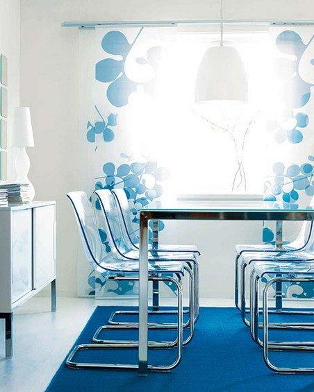 Фотография: Кухня и столовая в стиле Современный, Хай-тек, Декор интерьера, Текстиль – фото на INMYROOM