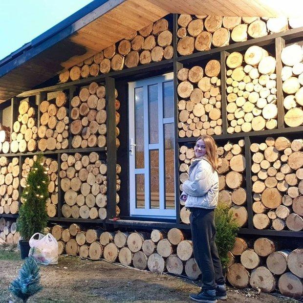 Фотография: Прихожая в стиле Скандинавский, Современный, Дом и дача – фото на INMYROOM