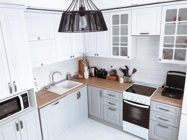 Фотография: Кухня и столовая в стиле Скандинавский, #каксэкономить, Личный опыт, Кристина Вершинина – фото на INMYROOM