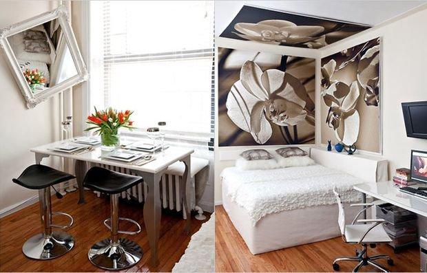 Фотография: Детская в стиле Современный, Декор интерьера, Малогабаритная квартира, Квартира, Студия – фото на INMYROOM