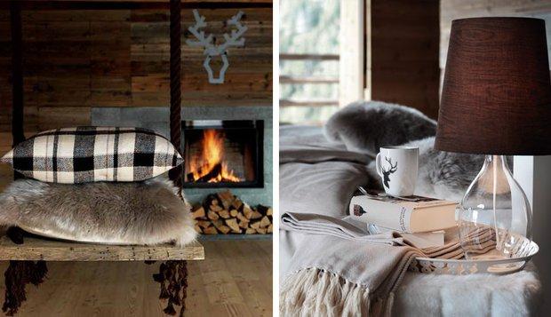 Фотография: Прочее в стиле , Индустрия, Новости, IKEA, Посуда, Подушки, Свечи, Шале, Плед – фото на INMYROOM