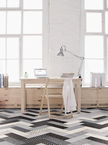 Фотография: Офис в стиле Скандинавский, Декор интерьера, Декор дома, Пол – фото на InMyRoom.ru