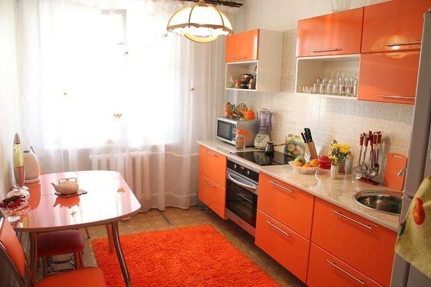 Фотография: Спальня в стиле Лофт, Кухня и столовая, Декор интерьера, Квартира, Дом, Декор, Оранжевый – фото на INMYROOM