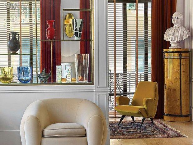 Фотография: Гостиная в стиле Прованс и Кантри, Классический, Современный, Декор интерьера, Аксессуары, Декор, Мебель и свет, итальянская классика, интерьер в стиле итальянская классика – фото на INMYROOM