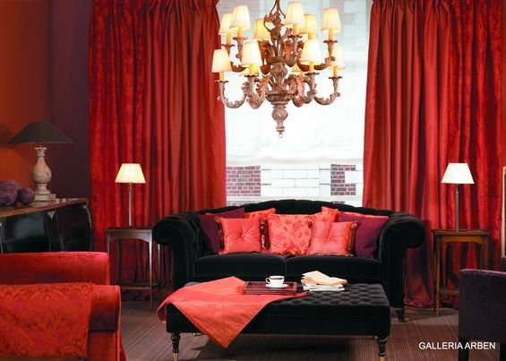 Фотография: Спальня в стиле Прованс и Кантри, Индустрия, События, Ткани, Маркет, Галерея Арбен – фото на InMyRoom.ru