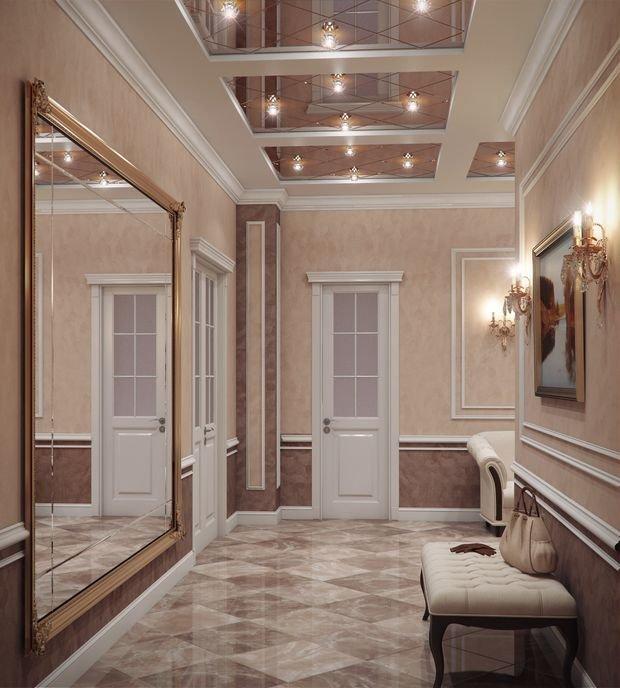 Фотография: Спальня в стиле Классический, Прихожая, Декор интерьера, Квартира, Дом, Прочее, Советы, Ремонт на практике – фото на INMYROOM