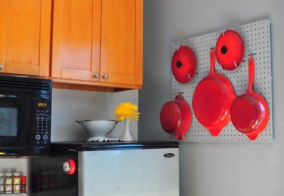 Фотография: Ванная в стиле Скандинавский, Кухня и столовая, Прованс и Кантри, Декор интерьера, Квартира, Стиль жизни, Советы, Стены – фото на InMyRoom.ru