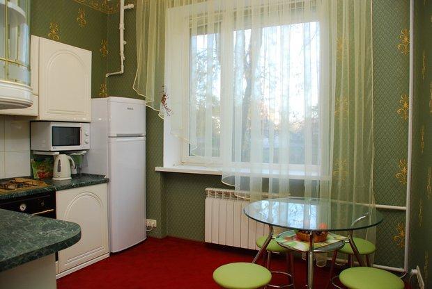 Фотография: Кухня и столовая в стиле , Интерьер комнат, Бытовая техника – фото на INMYROOM