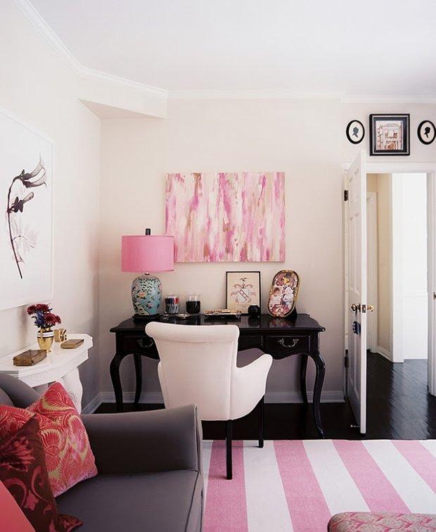 Фотография: Гостиная в стиле Прованс и Кантри, Декор интерьера, Дизайн интерьера, Декор, Цвет в интерьере – фото на InMyRoom.ru