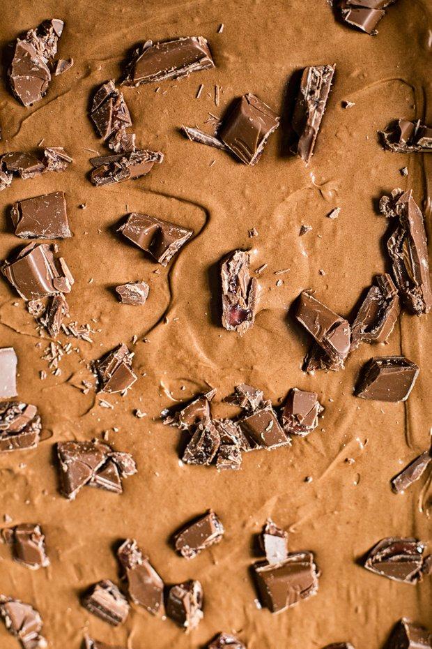 Фотография:  в стиле , Сладенького, Десерт, Здоровое питание, Выпекание, Секреты кулинарии, Кулинарные рецепты, Тесто, 45 минут, Просто, Турецкая кухня, Темный шоколад – фото на INMYROOM