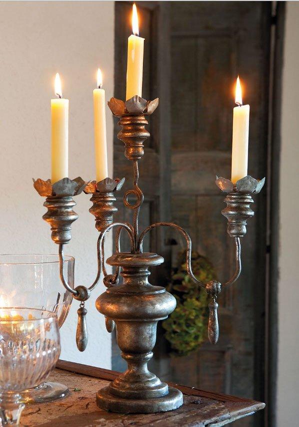 Фотография: Декор в стиле Прованс и Кантри, Декор интерьера, DIY, Праздник, Новый Год, Стол – фото на INMYROOM