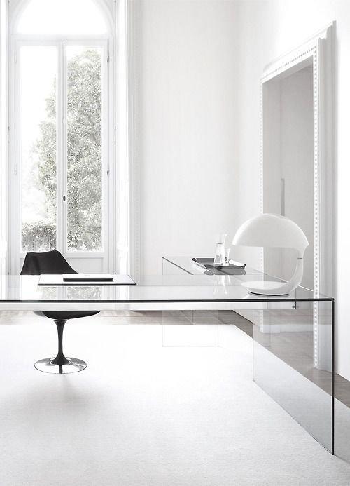 Фотография: Офис в стиле Скандинавский, Современный, Квартира, Дома и квартиры – фото на INMYROOM