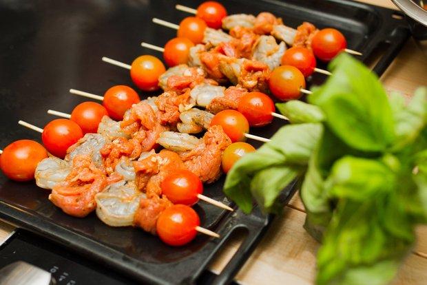 Фотография:  в стиле , Обед, Ужин, Основное блюдо, Гриль, Мясо, Итальянская кухня, Кулинарные рецепты, 45 минут, Вкусные рецепты, Домашние рецепты, Пошаговые рецепты, Новые рецепты, Рецепты с фото, Как приготовить мясо?, Как приготовить вкусно?, Сложно, Свинина – фото на INMYROOM