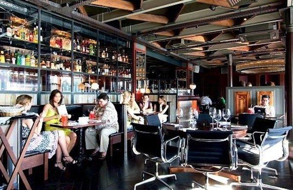 Фотография:  в стиле , Россия, Москва, Ресторан, Обзоры, Интересное место, места, кафе – фото на INMYROOM
