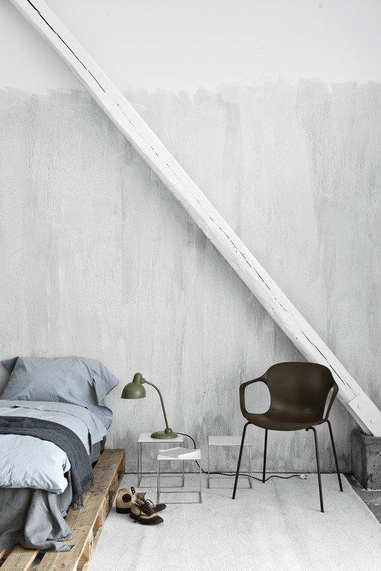 Фотография: Спальня в стиле Хай-тек, Декор интерьера, Дизайн интерьера, Цвет в интерьере, Советы, Белый – фото на INMYROOM