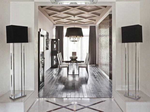 Фотография: Кухня и столовая в стиле Эклектика, Декор интерьера, Дом, Мебель и свет, Футуризм – фото на INMYROOM