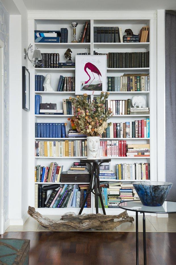 Фотография:  в стиле , Кухня и столовая, Гостиная, Кабинет, Советы, Оксана Пантелеева – фото на INMYROOM