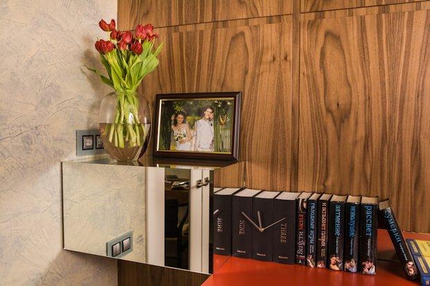 Фотография: Декор в стиле Современный, Гостиная, Декор интерьера, Интерьер комнат, Проект недели – фото на InMyRoom.ru