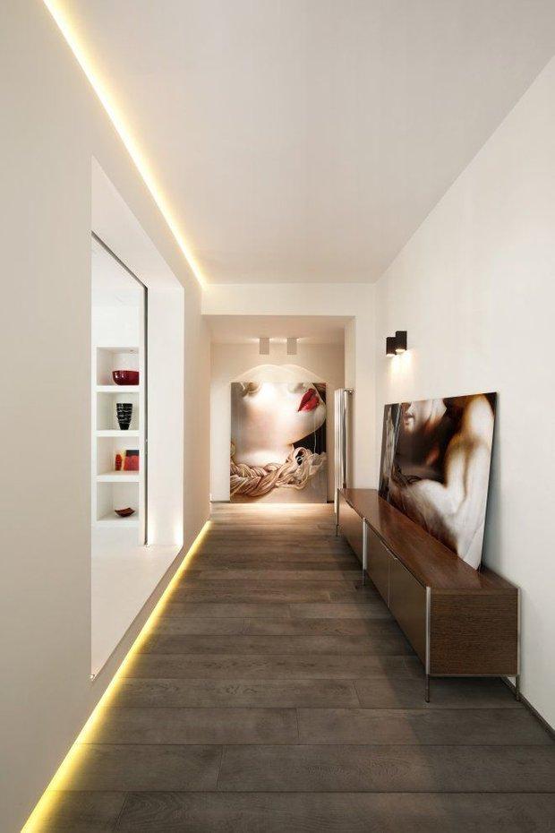 Фотография: Прихожая в стиле Современный, Минимализм, Декор интерьера, Декор, Мебель и свет, освещение – фото на INMYROOM