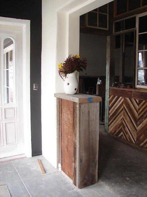 Фотография:  в стиле , Декор интерьера, Мебель и свет, Перегородки – фото на INMYROOM