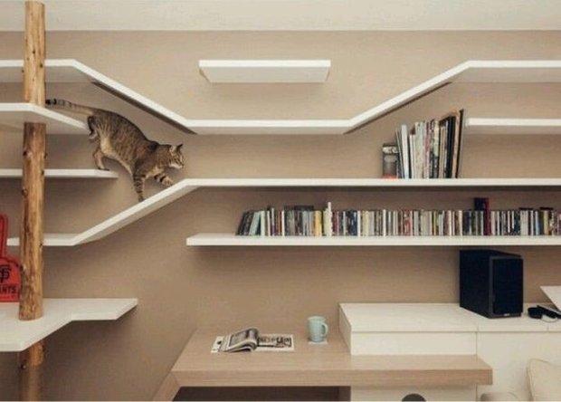 Фотография: Декор в стиле Современный, Малогабаритная квартира, Квартира, Дома и квартиры – фото на INMYROOM