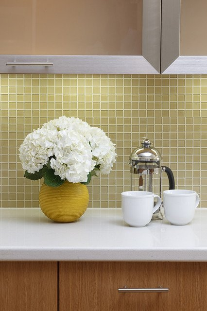 Фотография: Флористика в стиле , Кухня и столовая, Интерьер комнат – фото на INMYROOM