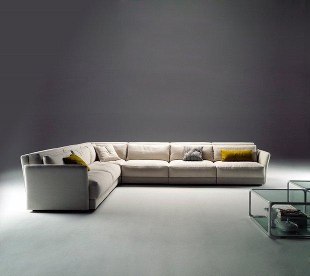 Фотография: Мебель и свет в стиле Современный, Гостиная, Интерьер комнат, Joquer, Sancal, Vondom, Тема месяца, Диван – фото на INMYROOM