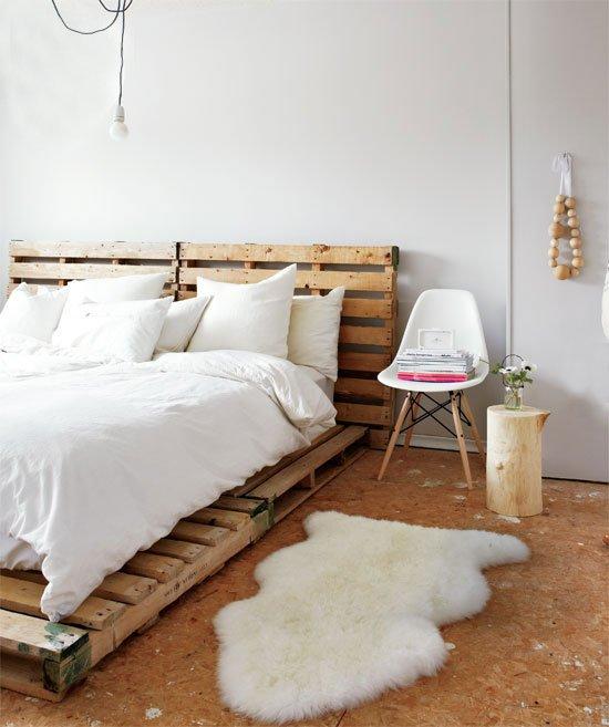 Фотография: Спальня в стиле Скандинавский, Современный, Декор интерьера, Интерьер комнат, Цвет в интерьере – фото на INMYROOM