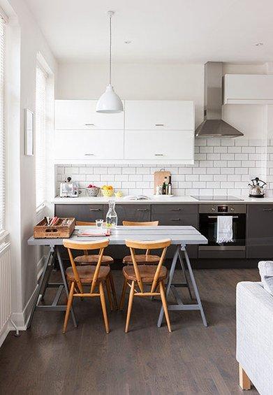 Фотография: Кухня и столовая в стиле Лофт, Интерьер комнат, HOFF, Советы – фото на INMYROOM