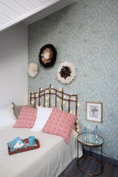 Фотография: Спальня в стиле Восточный, Эклектика, Декор интерьера, Дом, Eames, Ju-Ju, pottery barn, Дома и квартиры, IKEA, Zara Home, Maison & Objet, Женя Жданова – фото на INMYROOM