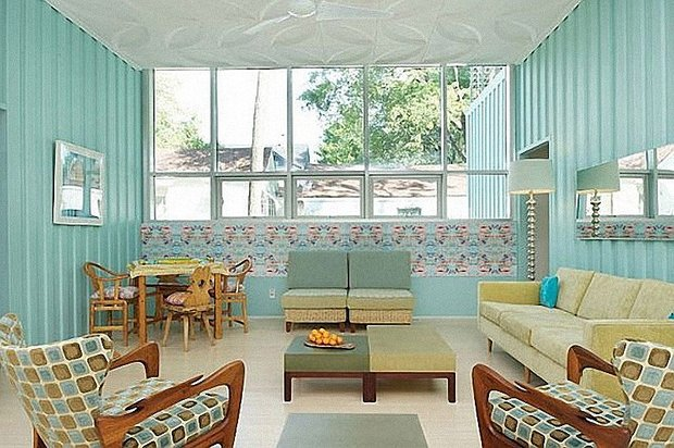 Фотография: Гостиная в стиле Восточный, Дом, Дома и квартиры – фото на INMYROOM
