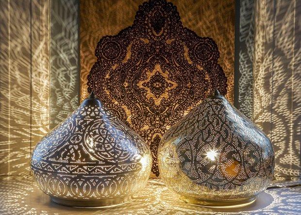 Фотография: Мебель и свет в стиле Современный, Восточный, Декор интерьера, Декор, Балдахин – фото на INMYROOM