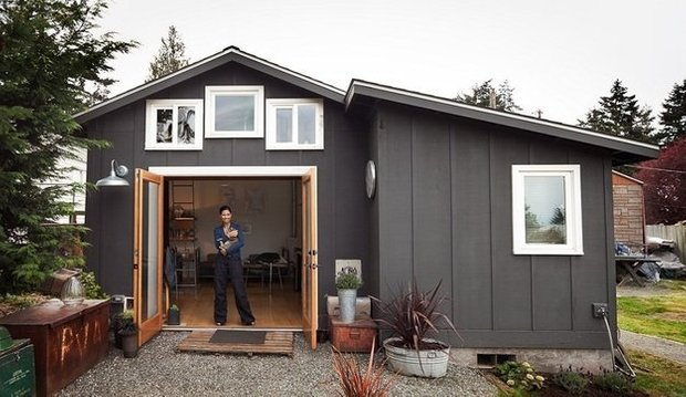 Фотография: Прочее в стиле , DIY, Малогабаритная квартира, Квартира, Дом, Дома и квартиры – фото на INMYROOM