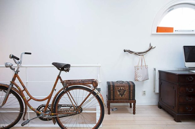 Фотография:  в стиле Лофт, Скандинавский, Дом, Дома и квартиры – фото на INMYROOM
