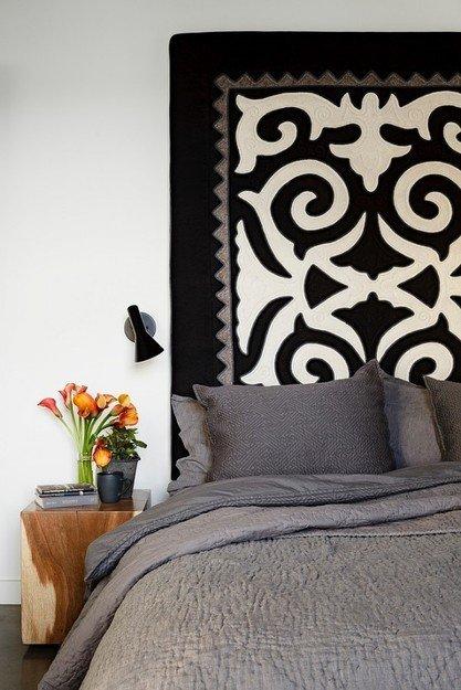 Фотография: Спальня в стиле Прованс и Кантри, Лофт, Декор интерьера, Квартира, Дома и квартиры, Нью-Йорк – фото на INMYROOM