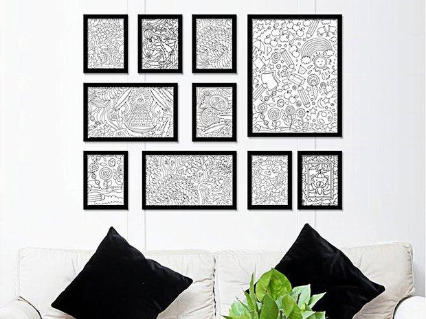 Фотография: Декор в стиле Современный, Декор интерьера, DIY, Декор дома, Обои – фото на INMYROOM