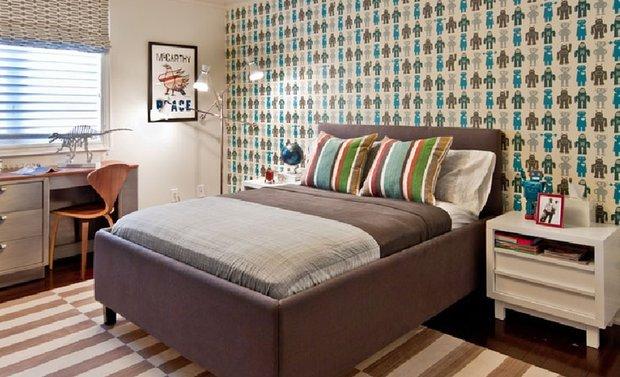 Фотография: Спальня в стиле Современный, Детская, Декор интерьера, Декор дома – фото на INMYROOM