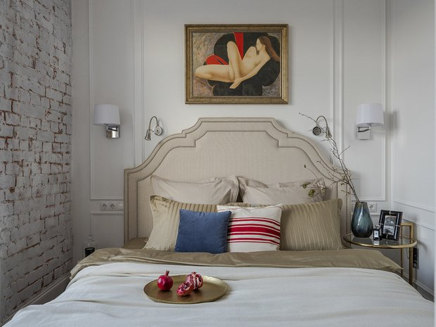 Фотография:  в стиле , Спальня, Советы, психолог, Ирина Камардина, что о вас говорит спальня – фото на INMYROOM