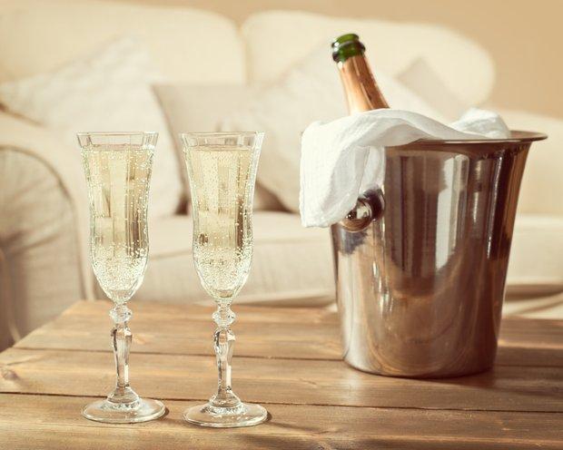 Фотография:  в стиле , Новый Год, Обзоры, Алкоголь, Шампанское – фото на INMYROOM