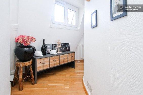 Фотография: Прихожая в стиле Скандинавский, Декор интерьера, Малогабаритная квартира, Квартира, Дома и квартиры, Airbnb – фото на INMYROOM