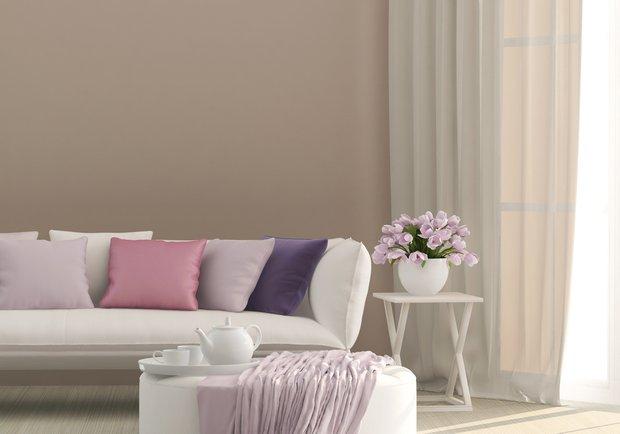 Фотография: Гостиная в стиле Современный, Декор интерьера, Текстиль, Подушки – фото на INMYROOM