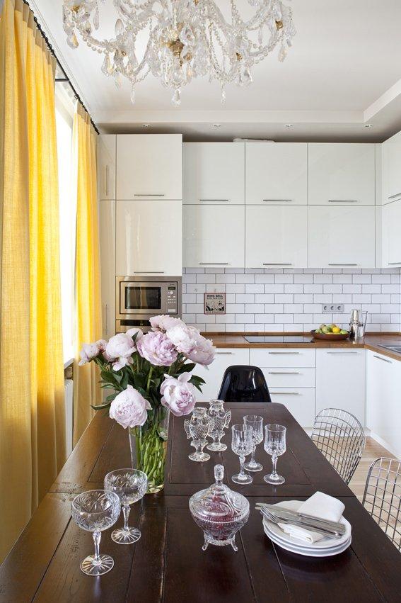 Фотография: Кухня и столовая в стиле Классический, Скандинавский, Современный, Эклектика, Декор интерьера, Квартира, Дома и квартиры, IKEA – фото на INMYROOM
